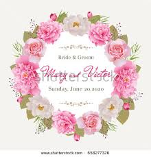 Marriage Invitation Card Design Wedding Invitation Save Date Cardswedding Collectionwedding Stock