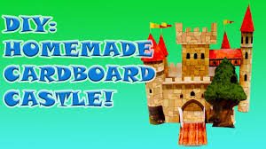 Flag Making Activity Diy How To Make A Cool Homemade Toy Castle Craft Activity Youtube