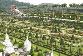 giardini di versailles nooch il giardino tropicale thailandese copia di versailles
