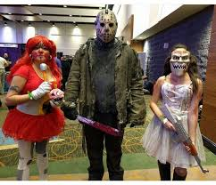Texas Chainsaw Massacre Costumes Halloween Pics Spookyempire2016 Feat Kane Hodder Tom Savini