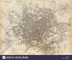 Birmingham England Map by Map England Birmingham Stock Photos U0026 Map England Birmingham Stock