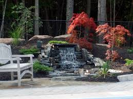 Aquascape Pondless Waterfall Kit Urban Landscaping Rothesay Landscaping Company Water Features