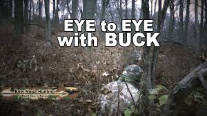 Bow Hunting Memes - eye to eye with buck deer hunting bow from the ground bow ninja