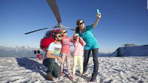 Blue Family In The Night Garden Best Helicopter Sightseeing Tours In North America Cnn Travel