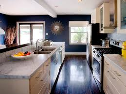 Open Kitchen With Island by Kitchen Amazing Open Kitchen With Black Wooden Floors Galley