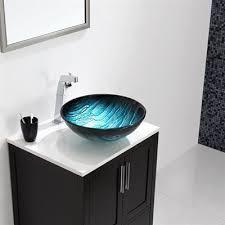 bathroom vessel sink ideas bathroom sinks vessel glass best of best 25 glass sink ideas on