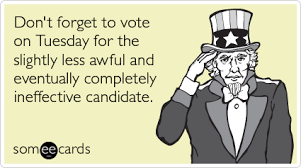 Funny Voting Memes - funny bother voting memes ecards someecards