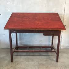 The Drafting Table Dc Refinished Vintage Drafting Table U2013 Urbanamericana