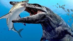top 10 terrifying sea dinosaurs youtube