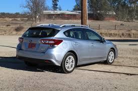 2017 subaru impreza sedan blue 2017 subaru impreza first drive of awd compact sedan hatch