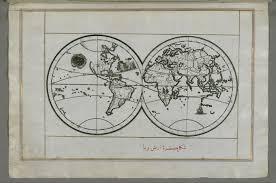 Double Map File Piri Reis World Map In A Double Hemisphere Google Art