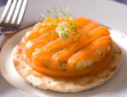 recettes de cuisine pour noel 120 recettes de noël au saumon repas de fete les petits plats