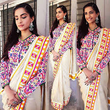 corset blouse top 20 wear sarees with attractive blouse designs for 2018