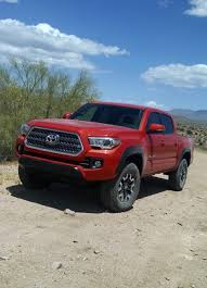 convertible toyota truck off road test 2016 toyota tacoma trd testdriven tv