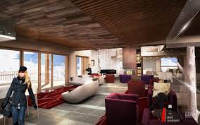 hotel in val thorens u2039 kwarchitecture