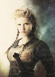 how to do hair like lagatha lothbrok katheryn winnick on lagertha viking woman and woman warrior