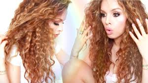 my go to curly hair routine for spring 2015 youtube