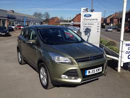 second hand ford kuga 2 0 tdci 150ps zetec 5dr fwd for sale in
