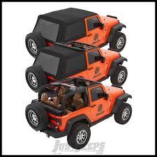 toy jeep wrangler 4 door jeep parts buy bestop trektop nx glide with tinted windows in