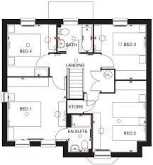 Livia Condo Floor Plan by 4 Bedroom Detached House For Sale In Bradbury Livia Avenue