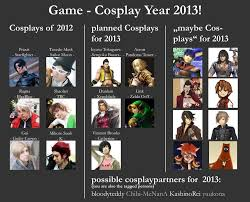 Cosplay Meme - cosplay meme 2012 2013 by bluehurricane on deviantart