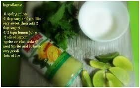 mojito recipe recipe for today u201d u2013 virgin mojito let u0027s try creating