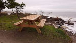 Plans To Build A Picnic Table And Benches by 13 Free Picnic Table Plans In All Shapes And Sizes