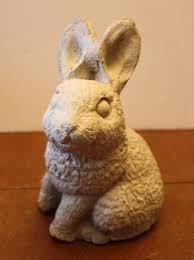 Cement Garden Decor Awesome Bunny Garden Decor Rabbit Statues Cute Concrete Bunny