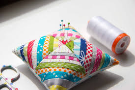 Bulk Upholstery Fabric How To Make A Beautiful Pincushion From Discount Upholstery Fabric