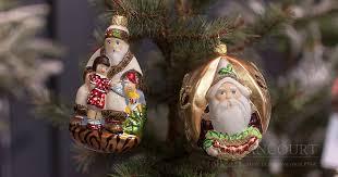 ornaments by vaillancourt folk