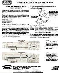 ballast resistor wiring mallory unilite team camaro tech
