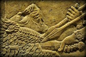 assyrian lion hunting at the british museum ancient history et assyrian lion hunting at the british museum