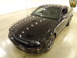 2005 Black Mustang For Sale 2008 Ford Mustang Gateway Classic Cars 6096