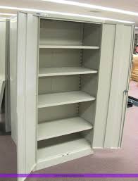 Surplus Storage Cabinets 3 Two Door Metal Storage Cabinets Item 4120 Sold May