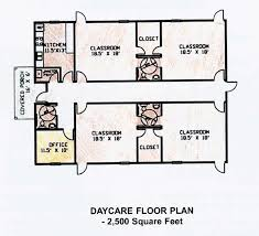 day care centre floor plans sle floor plans for daycare center beautiful daycare facility