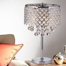 Chandelier Table Lamp Edvivi Wayfair