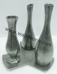 Home Decor Vases Indian Antique Home Decor Handmade Painted Metal Flower Vase