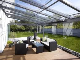 Roof For Patio Glass Roof For The Patio The Benefits Of A Glass Canopy