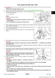 nissan 350z lower engine cover battery nissan 350z 2007 z33 engine mechanical workshop manual