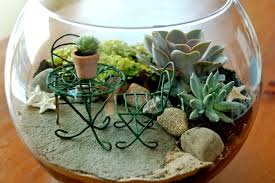 how to make fairy garden furniture make miniature fairy garden