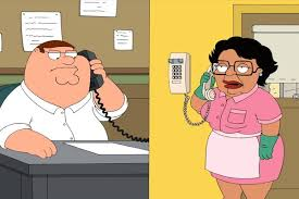 Mexican Maid Meme - family guy calling the housekeeper clip hulu