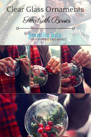 Clear Christmas Ornaments To Decorate by Easy Diy Christmas Ornaments For Less Christmas Tree Market Blog