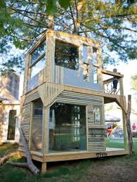 Backyard Treehouse Ideas Coolest Tree House Ever Can I Live Here Exteriors