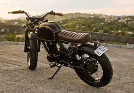 honda motors philippines honda cb 77 retrogold build by boolbs personalizado motocicletas
