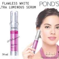 Serum Flawless White Ponds daftar harga ponds flawless white ultra luminous serum bulan mei 2018