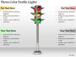 Traffic Light Clipart Signal Powerpoint Templates Slides And Graphics