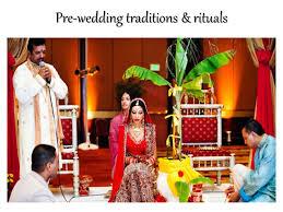 rituals of punjabi wedding ppt