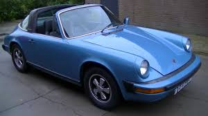 Porsche Carrera 1976 Porsche 911s Targa 1976 Video Www Erclassics Com Youtube