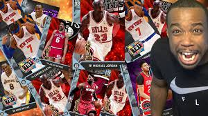 he got the best team ever every diamond jordan on the bench