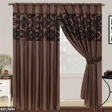 images half window curtains half circle window treatments half
